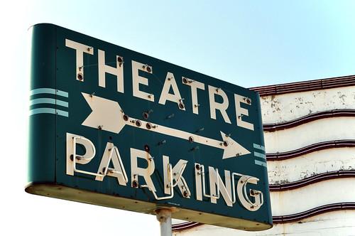 Theatre Parking