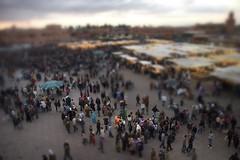 Jamaa el-Fnaa (lorenzo_@pix) Tags: people d70 market marocco marrakesh mercato jamaaelfnaa
