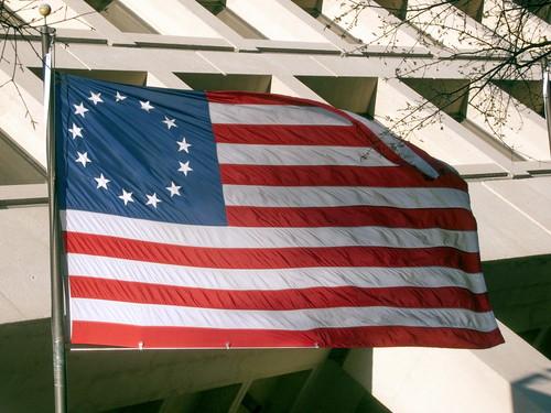 Betsy Ross Flag (13 Star Flag)