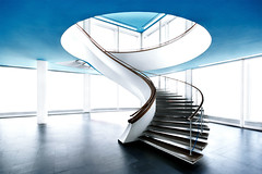 (deNNis-grafiX.com) Tags: 2001 berlin architecture stairs treppe architektur bcc aspaceodyssey berlinercongresscenter justimagine