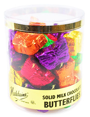 Madelaine Milk Chocolate Butterflies