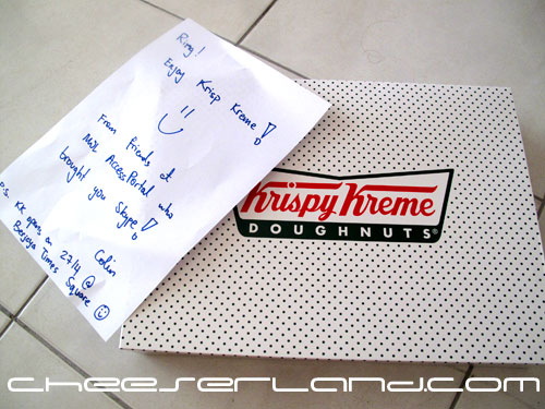 KrispyKremeMalaysia by you.