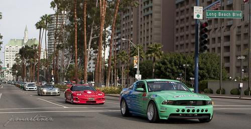 Parade of Cars
