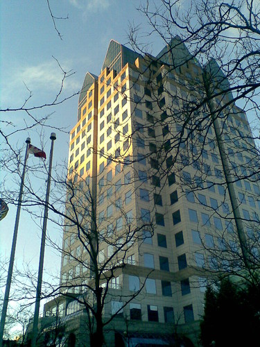 BC Hydro building