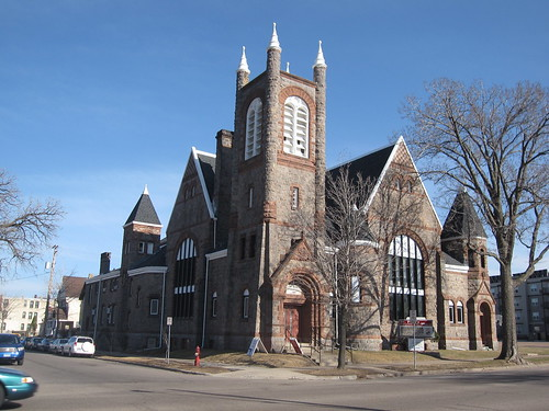 St Paul's Evangelical Lutheran Church