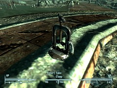 Clamp test in fallout 3