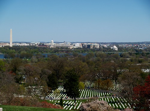 View of DC