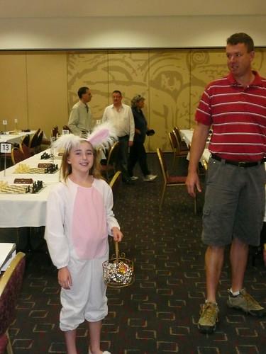 Isabella bunny en Charles Bishop