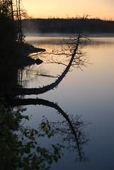 Sunrise (Lutsen & Tofte, Minnesota) Tags: minnesota canoe area waters wilderness boundary