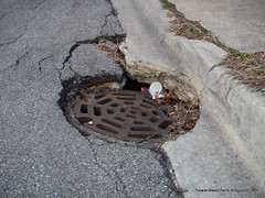 Another Collapsing Sewer