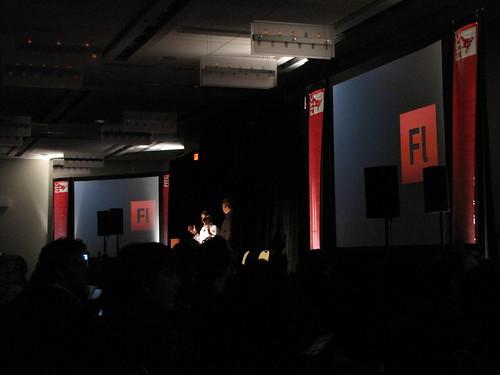 Adobe keynote by Justin Everett-Church & Richard Galvan