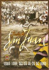 Cartel San Juan 1999