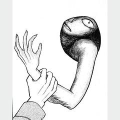 『死と彼女とぼく』 死者の描写