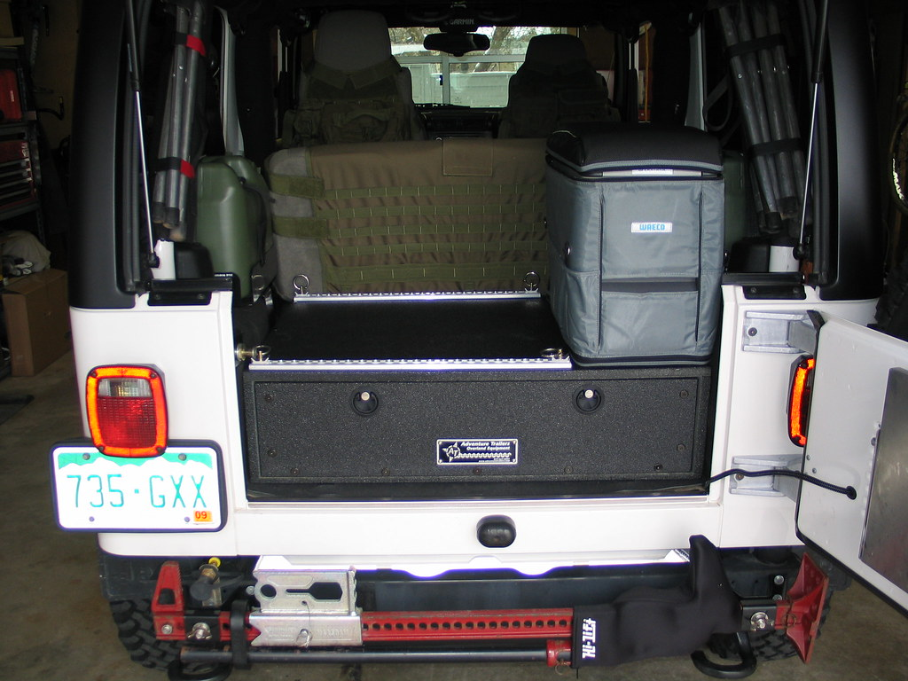 Jeep Tj Storage Quot What Would You Do Quot Expedition Portal
