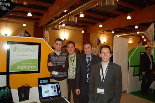organizadores de iniciador asturias