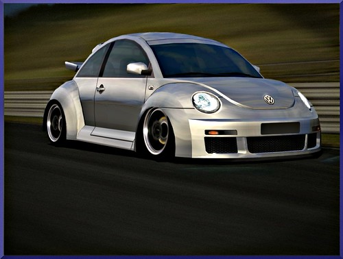 volkswagen new beetle rsi. VW Beetle RSI by grncivic03