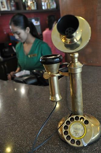 English Telephone from Melaka