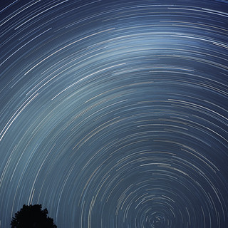 star trails ll