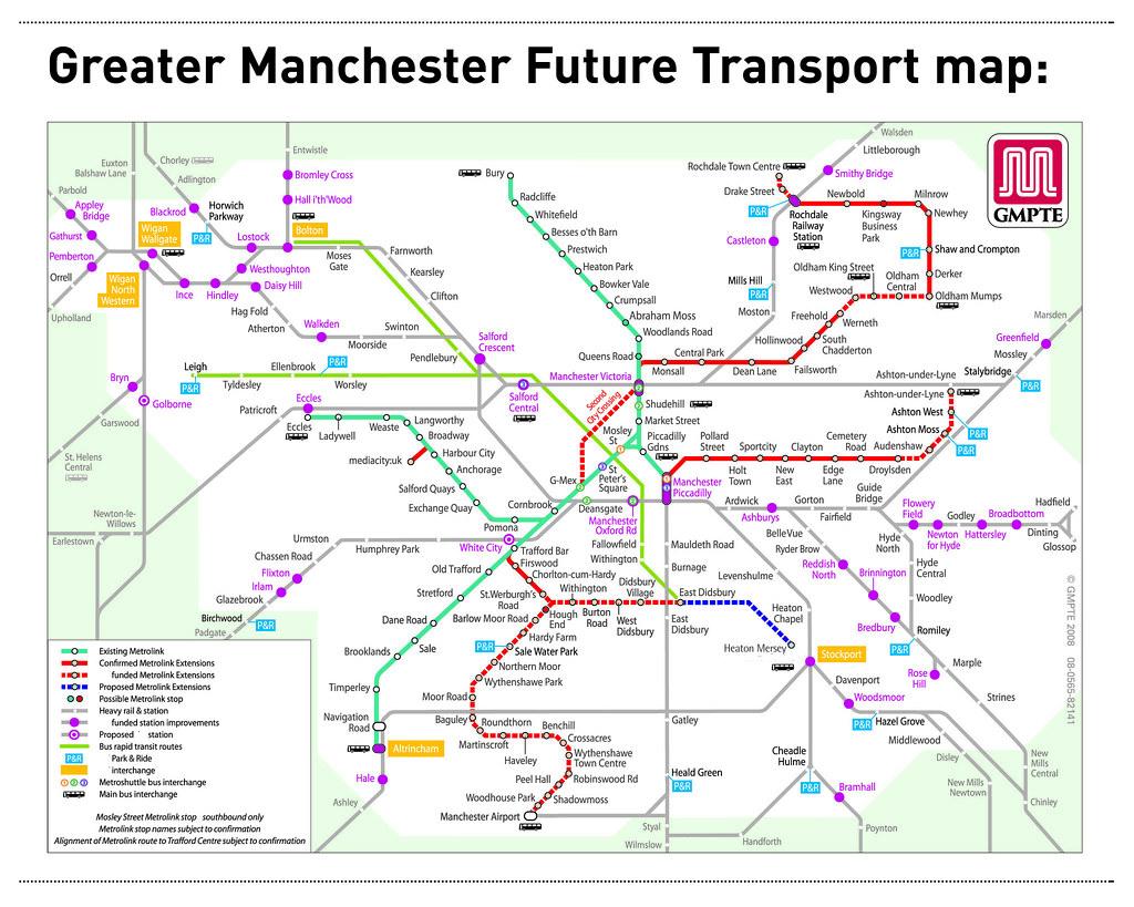 manchester tram network map bnhspinecom