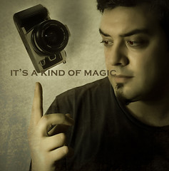 it's a kind of magic.... (Chief Inspector Jacques Clouseau) Tags: