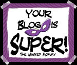 Super Blog Award