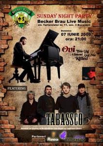 Concert Ovi Feat Tabassco