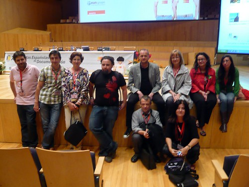 Los bibliotecarios 2.0 con Ícaro Moyano y Georgina Cisquella