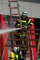 Feuerwehrleistungswettkämpfe Hofheim 24.05.09