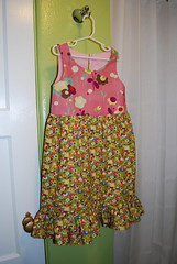 Juju's Easter Dress