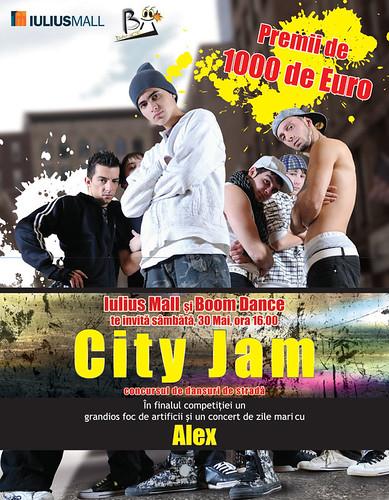 30 Mai 2009 » City Jam şi Alex