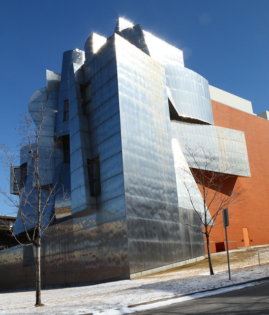 The Frederick R. Weisman Art Museum