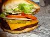 Braums Burger  Tulsa