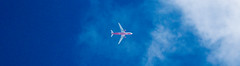 (XiXiDu) Tags: sky berlin clouds airplane aviation air airberlin airberlincom