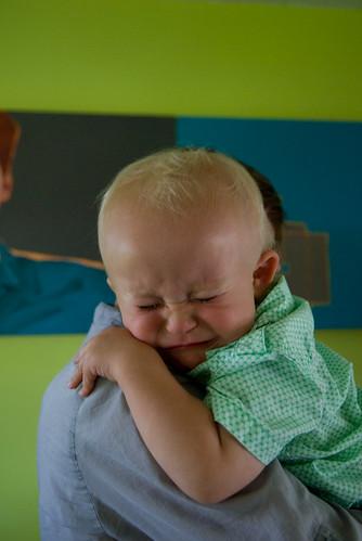 Eli cry