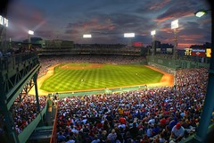 Fenway Park 2 (Werner Kunz) Tags: world city trip travel vacation sky urban usa holiday green boston clouds america photoshop ma lights us nikon unitedstates audience baseball stadium massachusetts urlaub north redsox newengland wideangle center american stadt northamerica strike fans fenway amerika pitcher ultrawide base dri hdr hdri werner reise beantown metropole kunz photomatix vereinigtestaaten nordamerika vereinigtestaatenvonamerika basemen colorefex nikond90 nikon90 topazadjust werkunz1