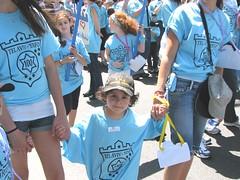 IMG_3908 (Yakov Krasnopolsky and Malvina Levitina) Tags: boy cute funny little jewish cutelittleboy jewishboy may312009 israelindependenceparade israelindependenceparademay312009 israelsupporter