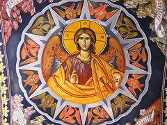 Archangel Gabriel (señorial2) Tags: inspiration gabriel love church angel truth thought peace message christ god jesus iglesia chiesa monastery angels messenger archangel biserica frescoes marybakereddy revelations christianart saintgabriel christianpainting scienceandhealth scienceandhealthwithkeytothescriptures orthodoxart godsrepresentatives