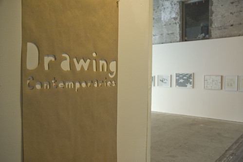 Drawing Contemporaries
