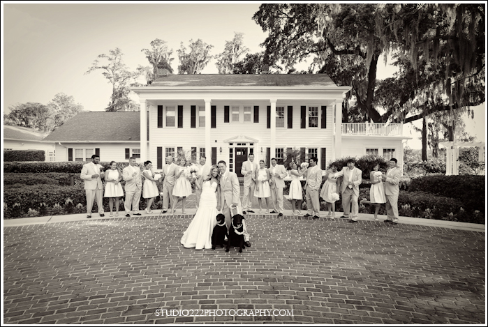 Studio 222 Photography   3636626014 bda2ea2cf6 o Traci & Steve: Wedding at Cypress Grove