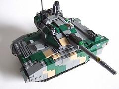 Daddy's gone a huntin' (Aleksander Stein) Tags: light tank lego military prowler ndc ifv cv100 cv120