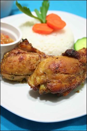 Ayam Panggang Bumbu Padang4