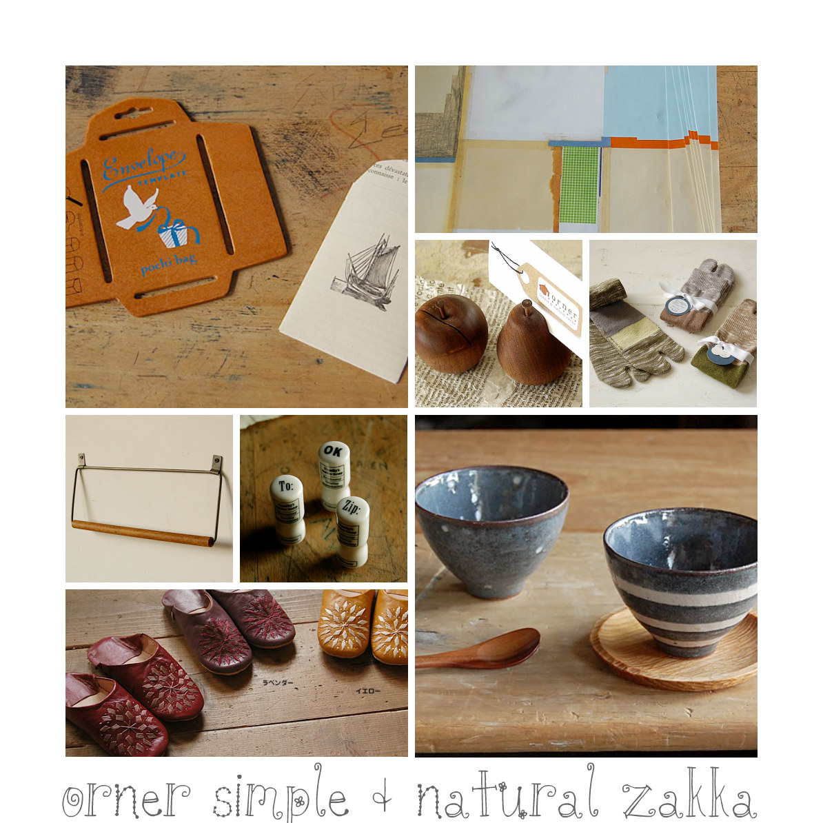 Zakka...or the art to feel the unique...
