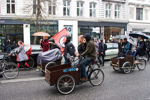 May 1st Christiania Bikes
