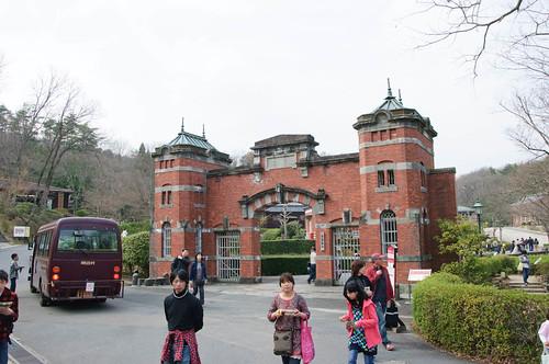main gate, Kanazawa prision