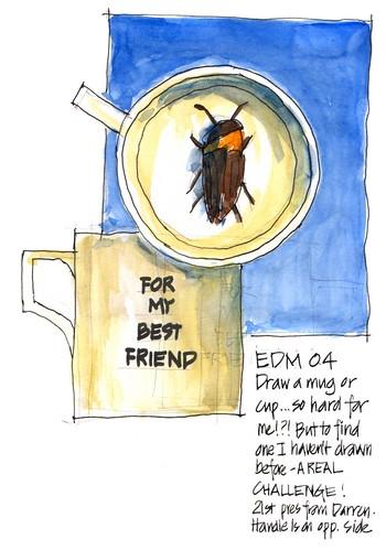 100504 EDM 04 in EDIM A mug