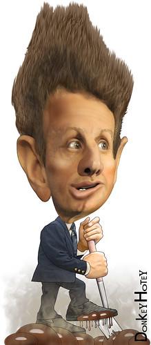 Timothy Geithner, Still Shoveling