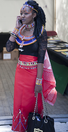 Africa Day 'Best Dressed' Competition by infomatique