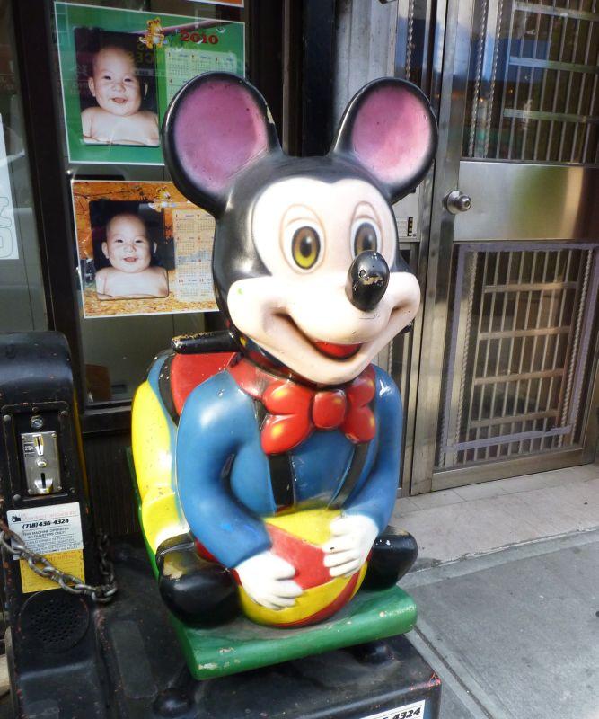 Not Mickey
