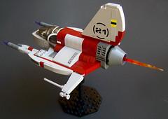 VV 03 (Dave Shaddix) Tags: lego space tribute vicviper nnenn