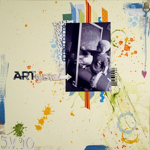 May 26/31 - Artysta